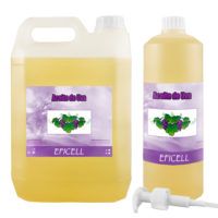 Aceite de masaje de uva