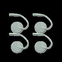 Electrodos de 3cm redondos Bolsa de 4 unidades